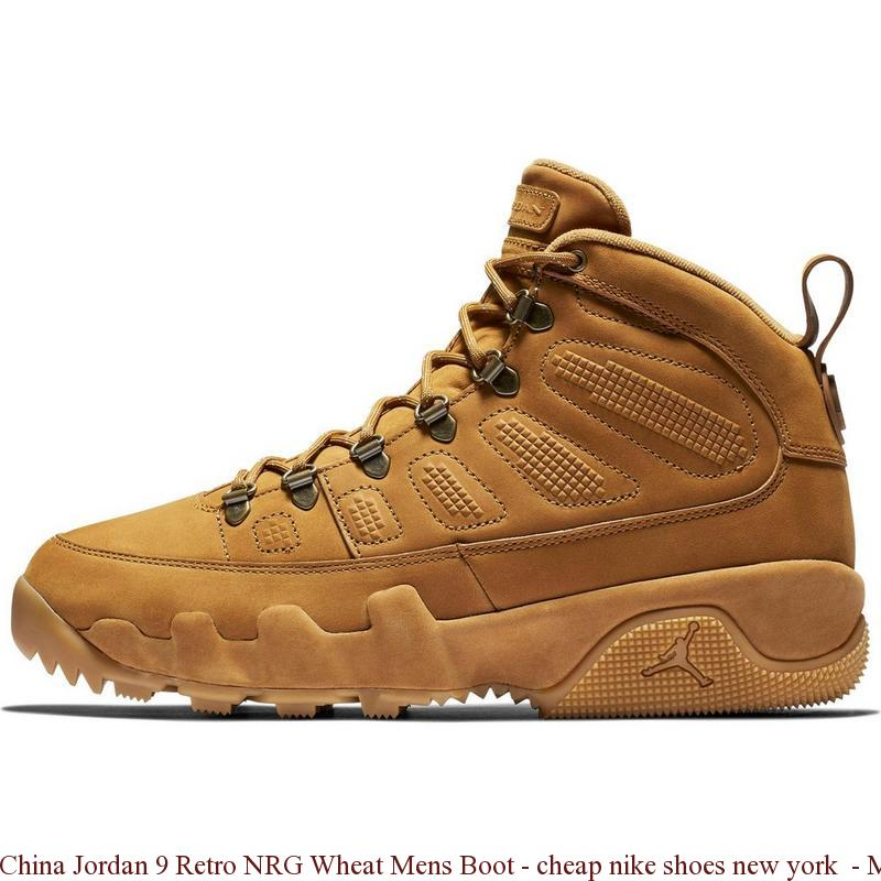 5c08bb7bd China Jordan 9 Retro NRG Wheat Mens Boot – cheap nike shoes new york ...