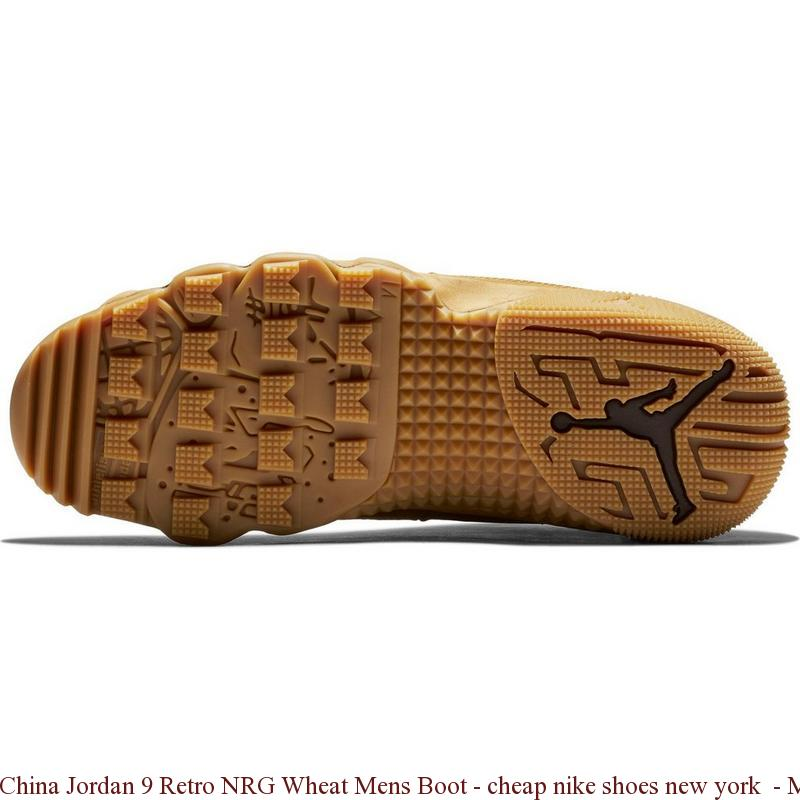 finest selection 3fa2b e52f9 China Jordan 9 Retro NRG Wheat Mens Boot - cheap nike shoes new york - M0499
